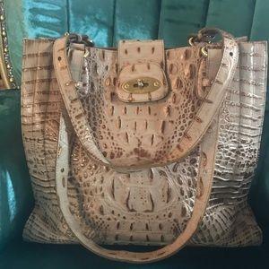 EUC Authentic Brahmin Shoulder Bag